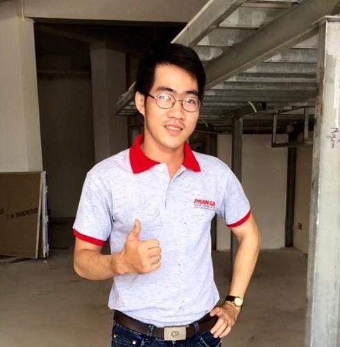 Anh Minh Tuấn - Giám sát thi công