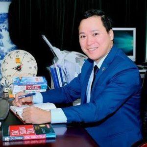Anh Vũ Chí Việt - Chủ Đầu Tư Khu Vui Chơi HeBec