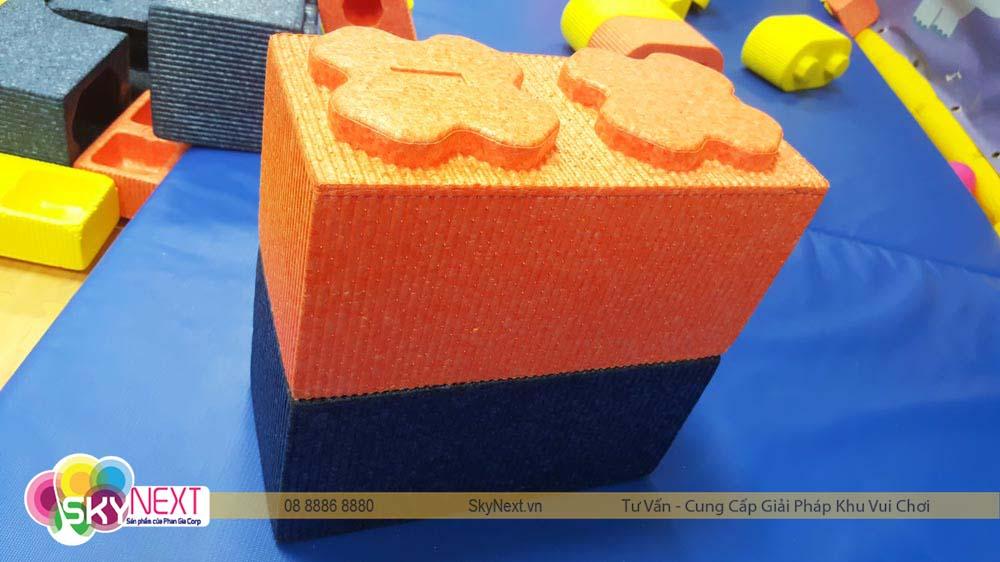 2 khối Block Xốp