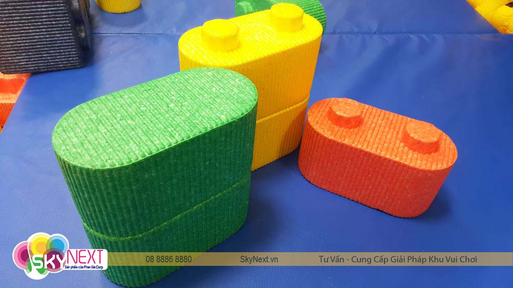 Các khối Block xốp