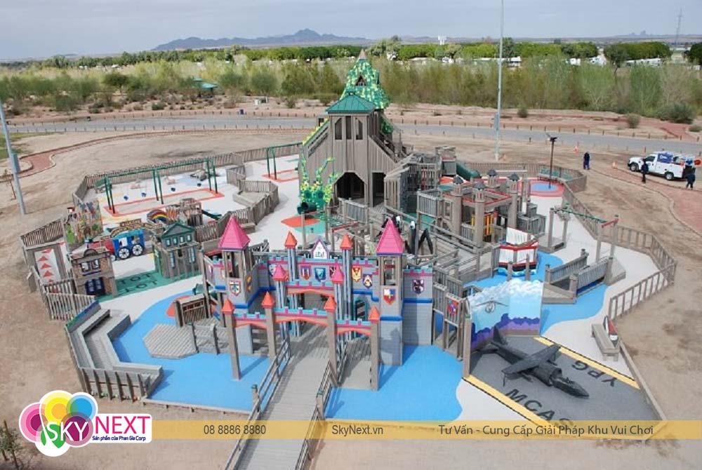 công viên giải trí trẻ em