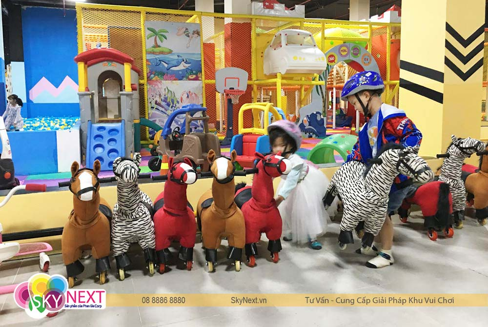 Khu đua ngựa tại Đà Lạt