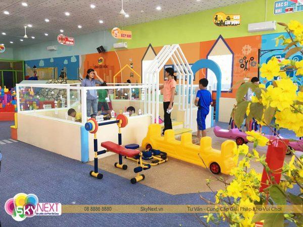 Hình xuân Kids City Vũng Tàu