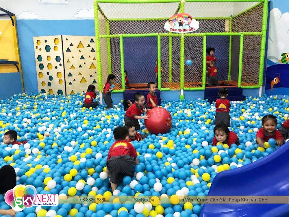 Hồ Bóng Kids City Vũng Tàu 3
