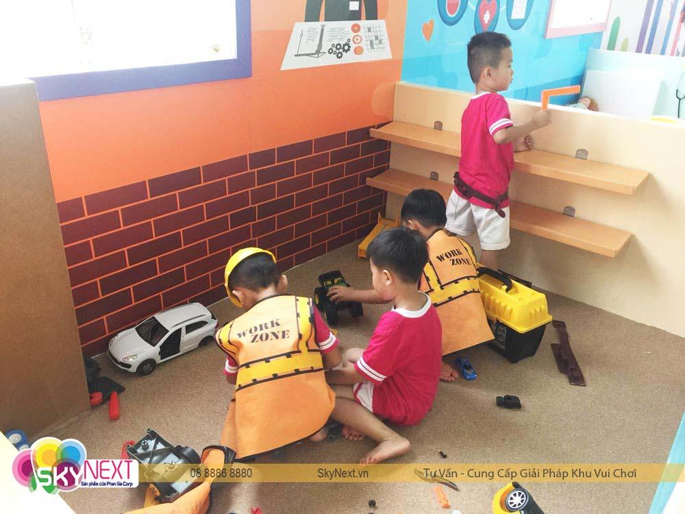Hướng nghiệp kỹ sư Kids Vũng Tàu