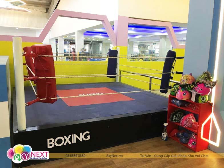 Khu đấu trường boxing