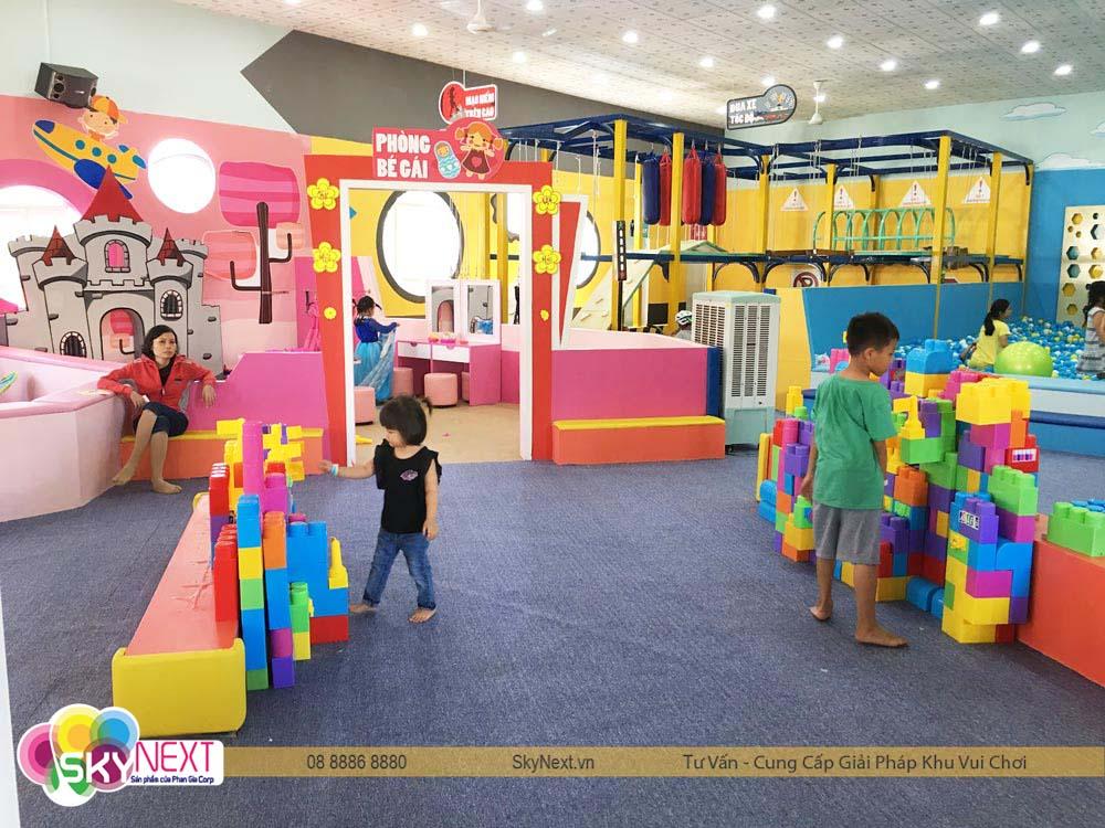 Khu vực chơi lego Vũng Tàu 3