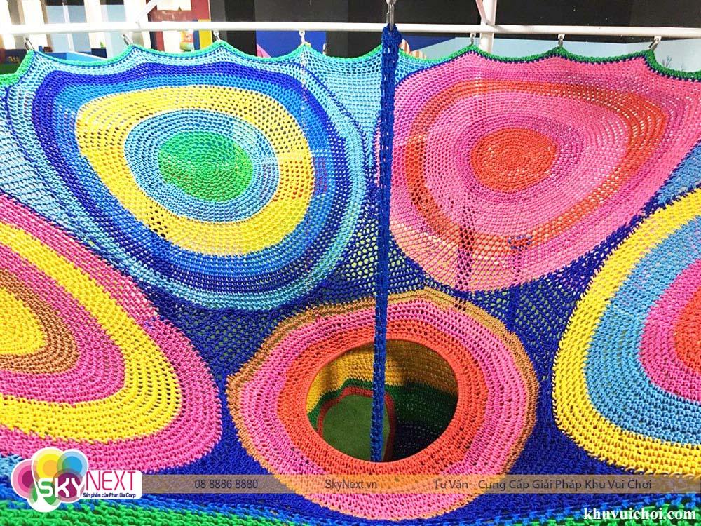Khu vui chơi đan dây LADALAT Đà Lạt