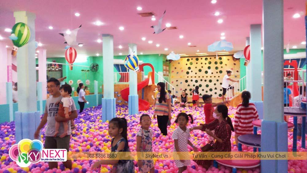 Khu vui chơi giải trí dành cho trẻ em