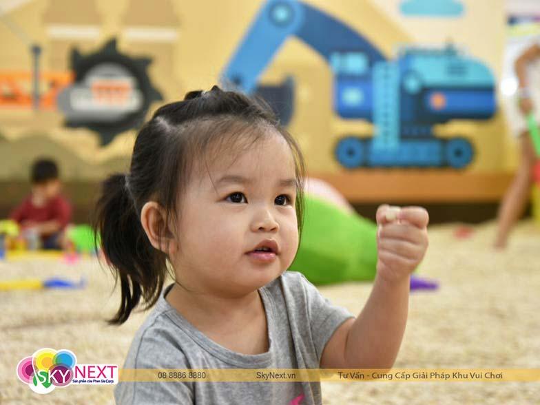 khu giải trí cho trẻ TyTy Gia Lai