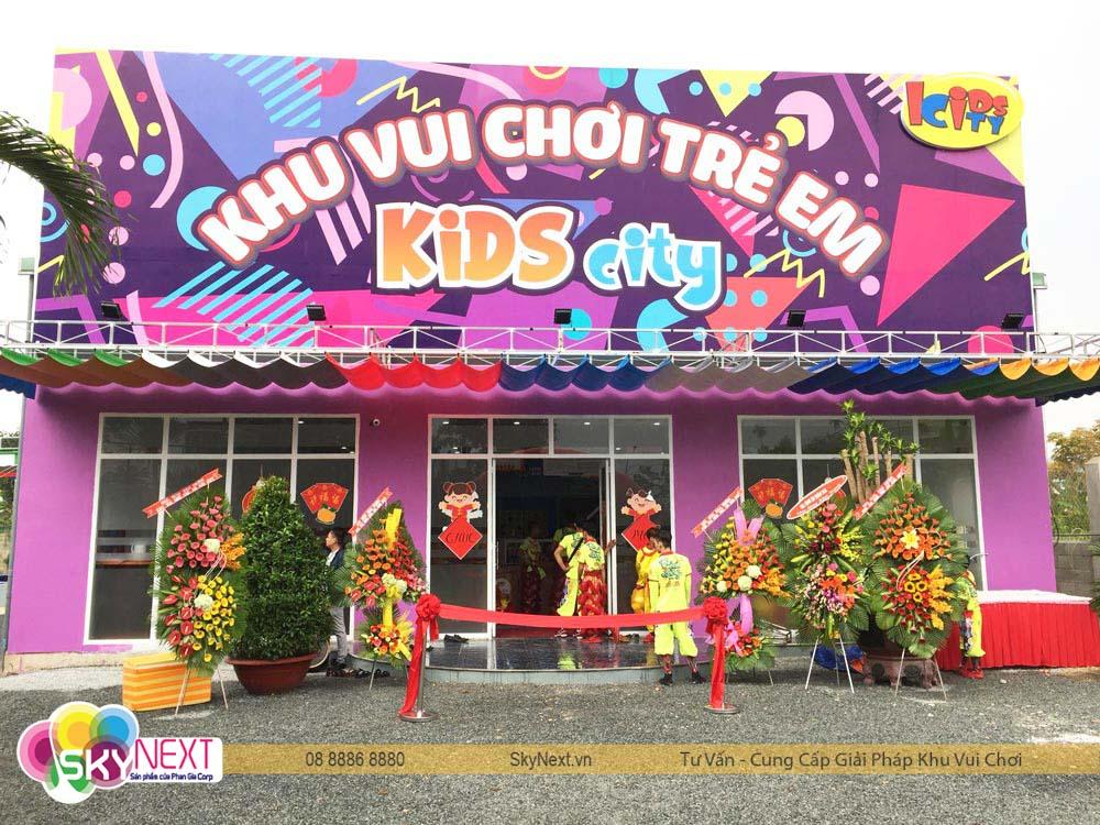 Kids Vũng Tàu ngày khai trương