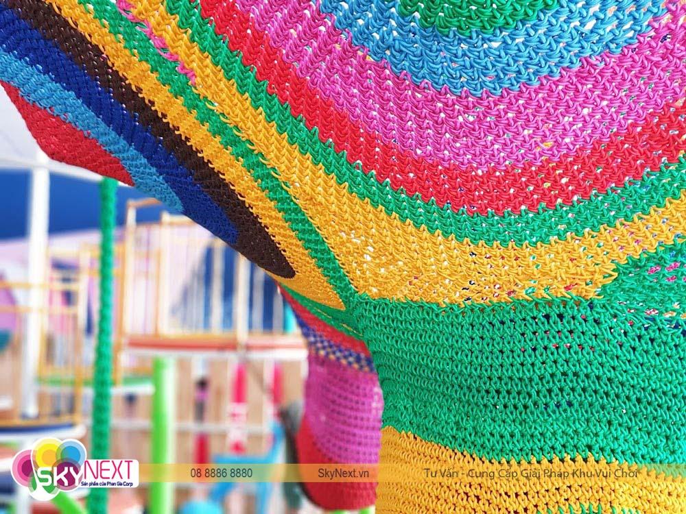 KVC SkyNext nhiều màu sắc