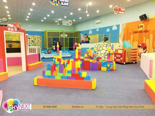 Khu vui chơi Vũng Tàu Kids City