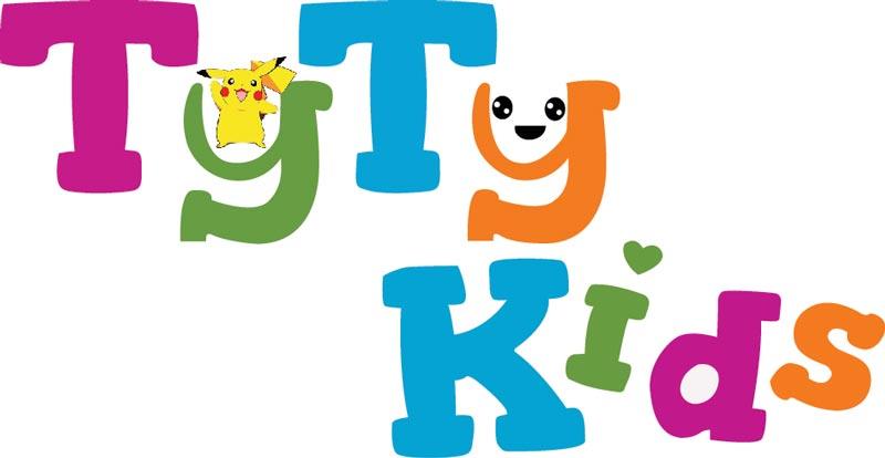 logo tyty kids