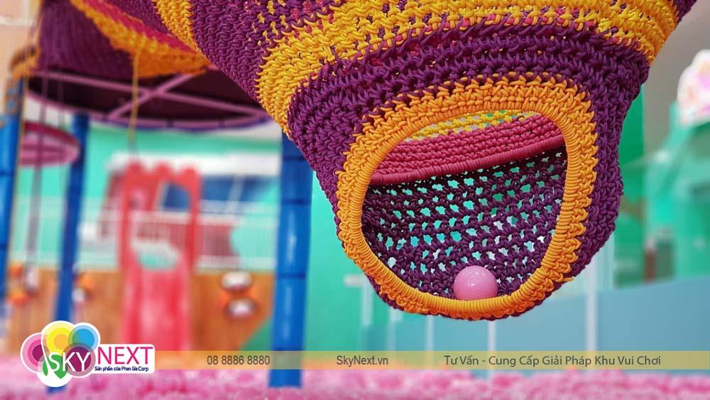 Nét khu đan dây SkyNext