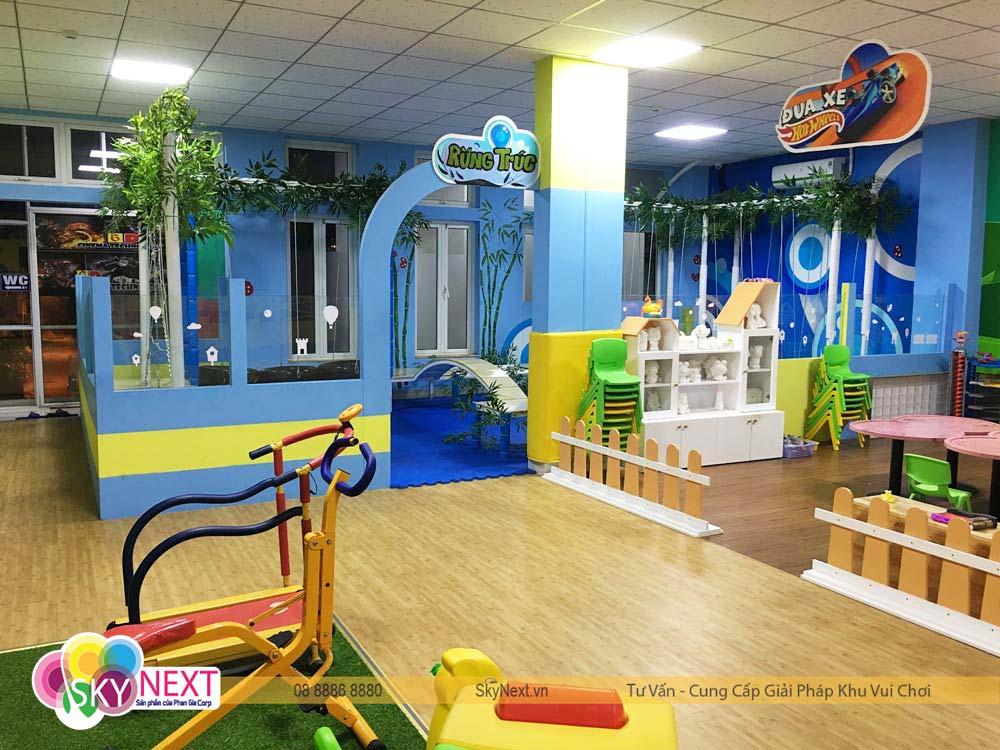 Khu vui chơi dành cho trẻ em Đồng Nai