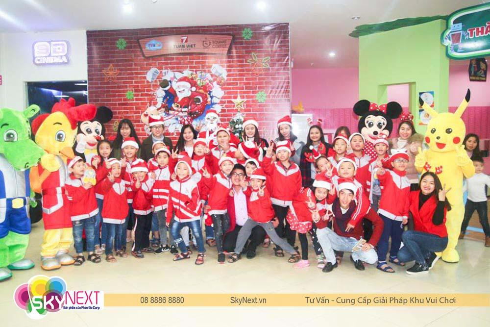 Sự kiện đón trường tiểu học Chu Văn An