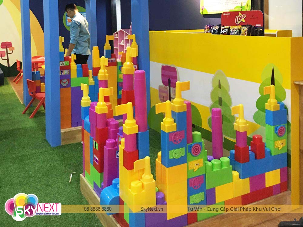 Block Lego New World Huế