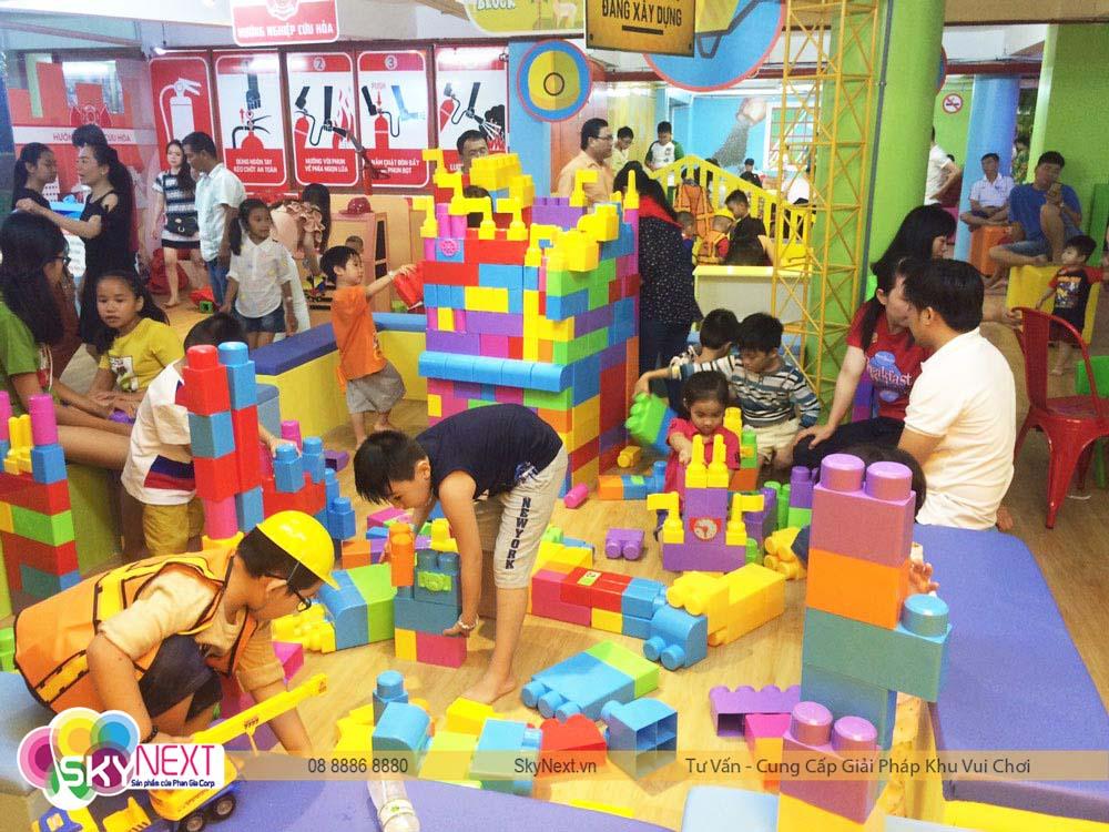 Khu chơi Block Ánh Nguyệt