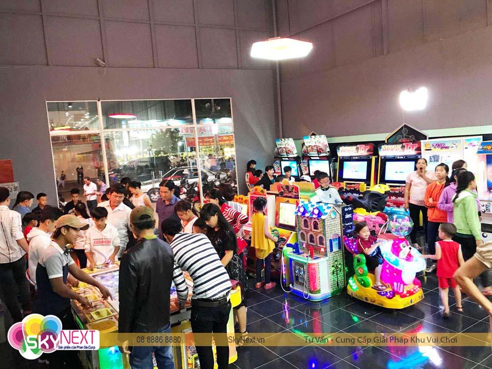 Khu Game Center Kids Hậu Giang