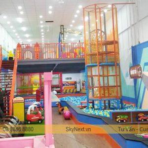 Khu vui chơi Kids City Hậu Giang