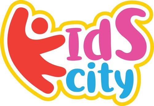Logo Kids City Hậu Giang