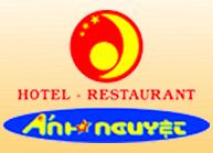 logo khách sạn Ánh Nguyệt