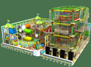 mô hình nhà liên hoàn
