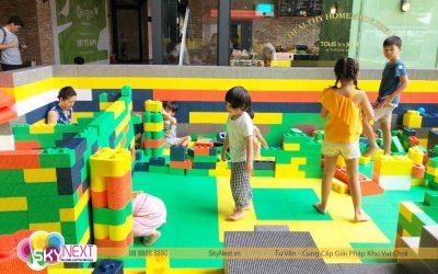 Đồ Chơi Lắp Ghép Lego – Thỏa Mãn Đam Mê Sáng Tạo Của Trẻ