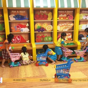 Khu vui chơi dành cho bé Play Time