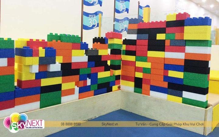 Lego Block Xốp Art