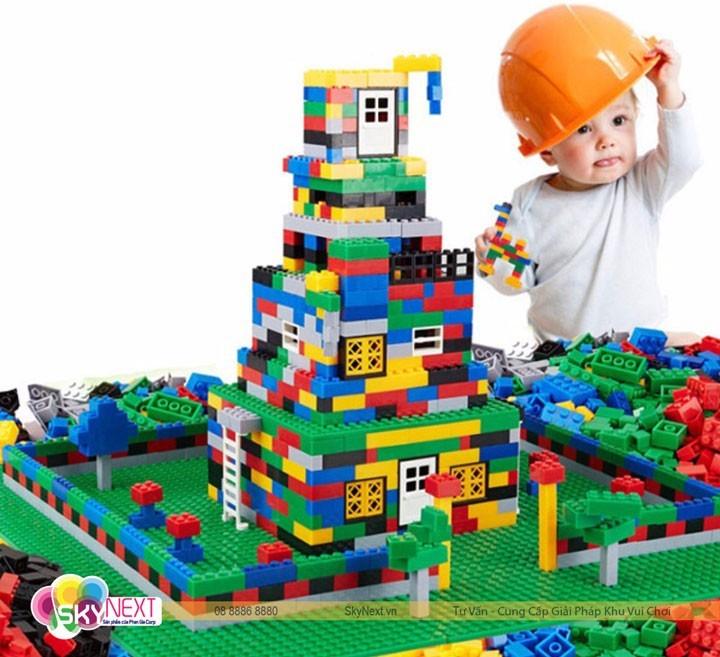 Lego Mini cở nhỏ cho bé