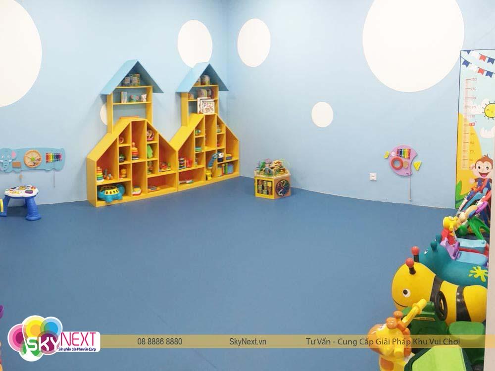 Phòng đồ chơi Baby tại Mr haaHoo