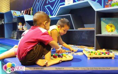 Khu Vui Chơi TiniWorld – Thiên Đường Dành Giải Trí Cho Trẻ Em