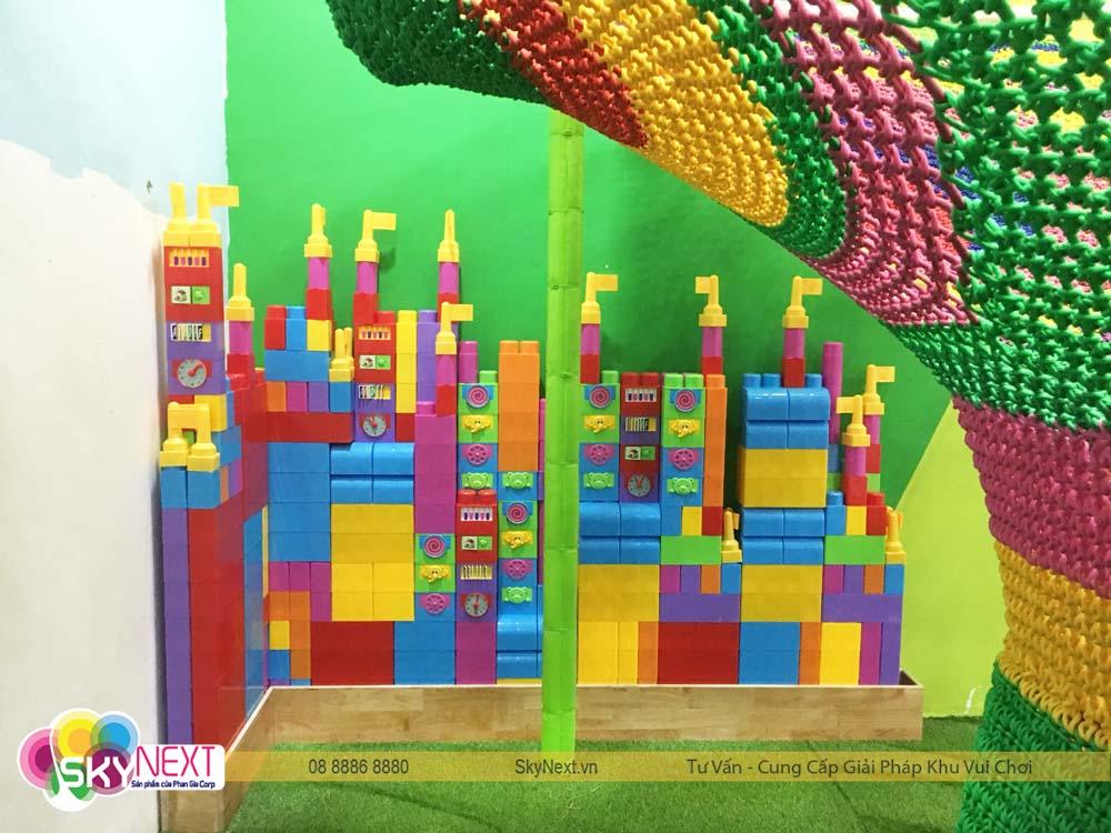 Khu Block Lego trong PIT POK hà Tĩnh