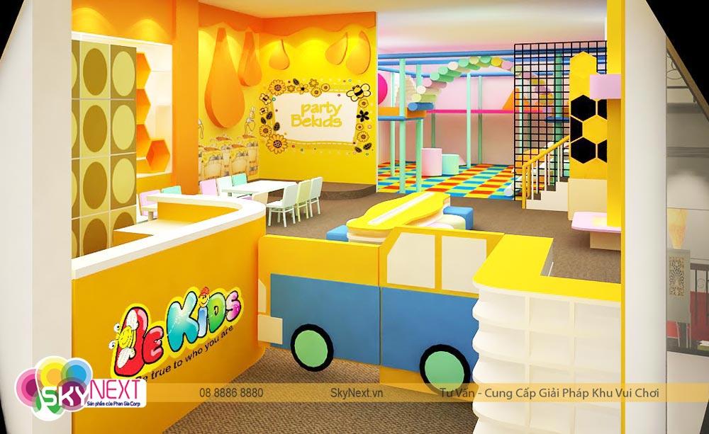Khu giải trí cho trẻ em BeKids