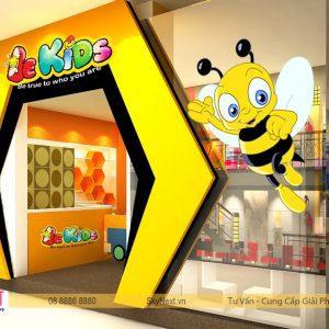 Khu vui chơi trẻ em Be Kids TP HCM