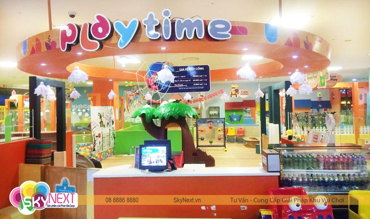 Khu vui chơi trẻ em PlayTime Biên Hòa Đồng Nai