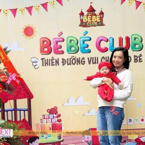 Khu vui chơi trẻ em ở Sapa - Bé Bé Club