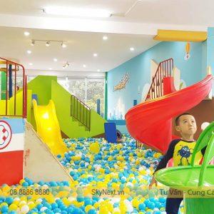 Khu vui chơi trẻ em Trí Đức Hà Nội