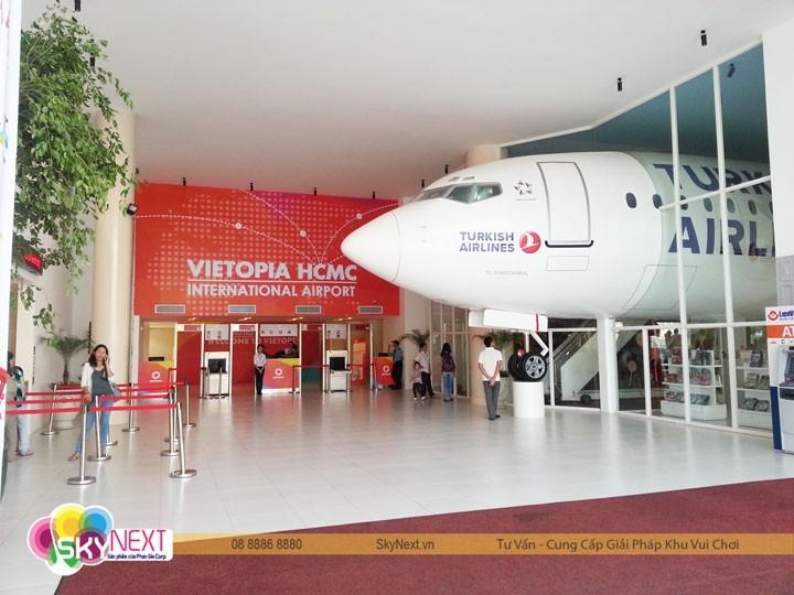 Thành phố hướng nghiệp Vietopia