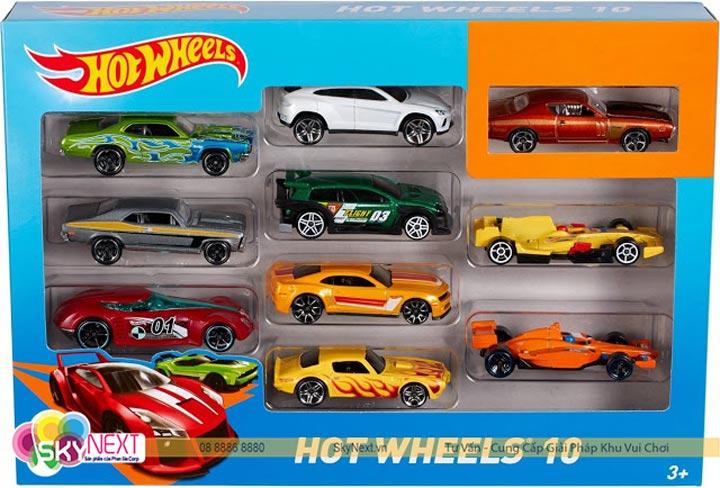 Xe đua mô hình Hotwheel đồ chơi