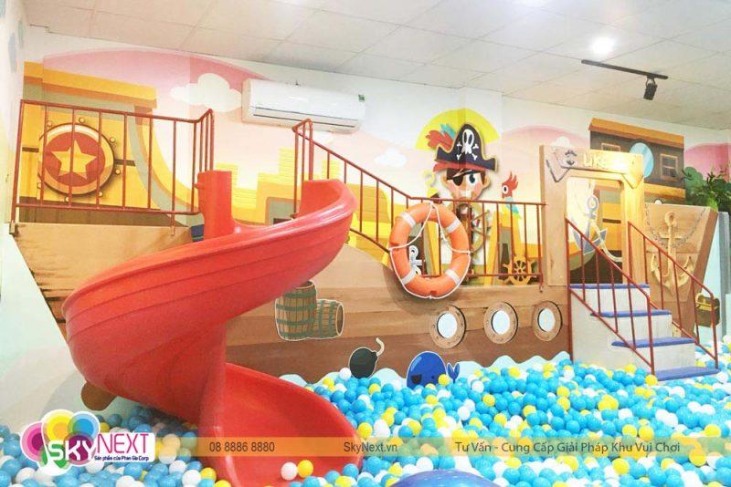 Đại dương bóng trong nhà Like Kids Khánh Hòa