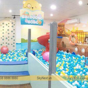 Khu giải trí trẻ em Like Kids Khánh Hòa