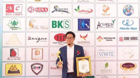 SkyNext đón nhận chứng nhận Top 50 thương hiệu Vàng hội nhập Châu Á Thái Bình Dương