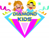 Logo Diamond Kids
