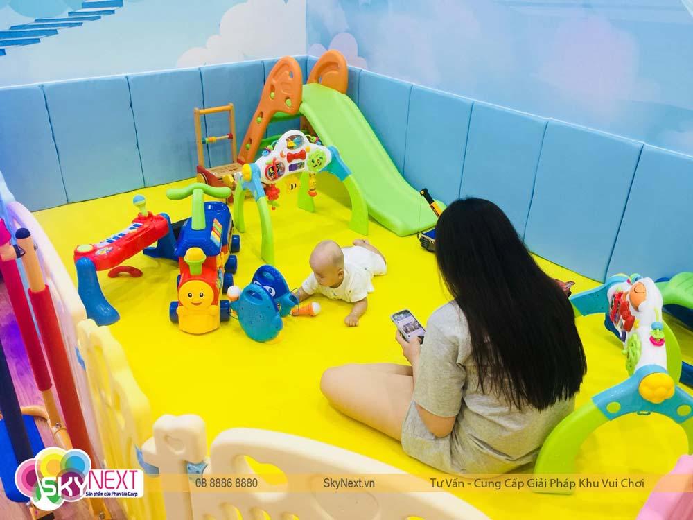 Phòng Baby cho bé