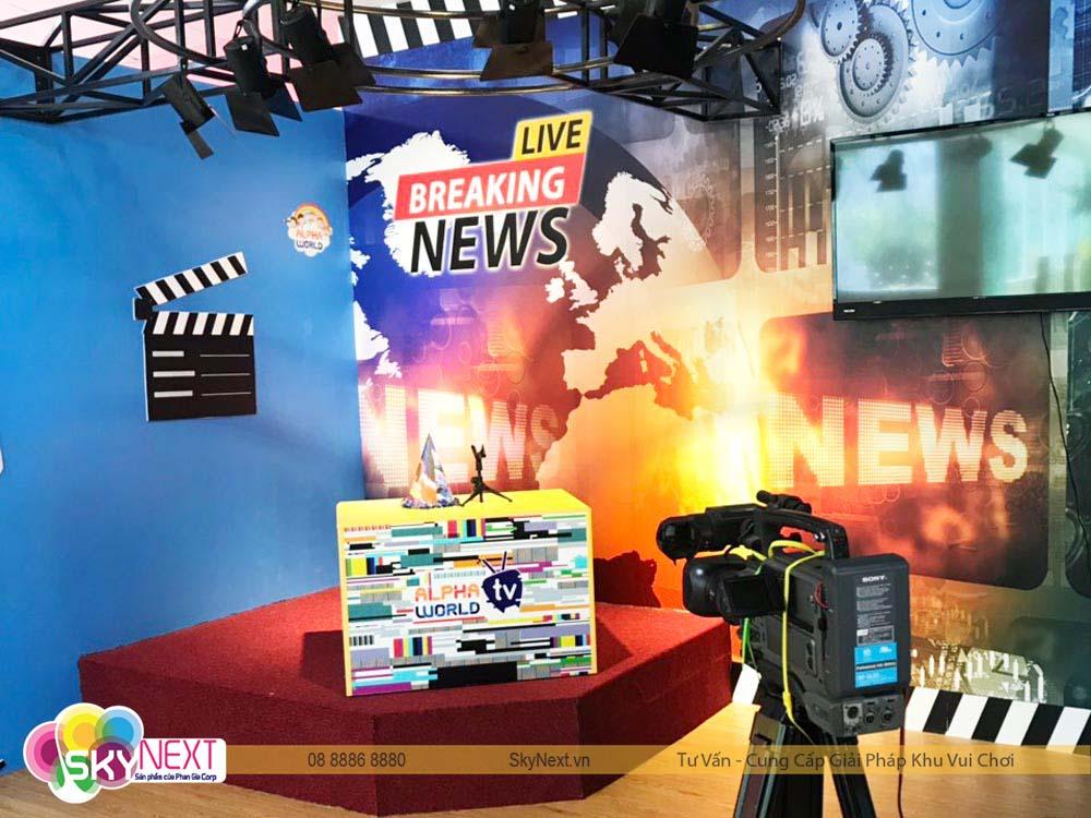 Trung tâm truyền hình Bửu Long