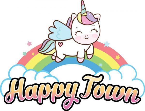 Logo Happy Town