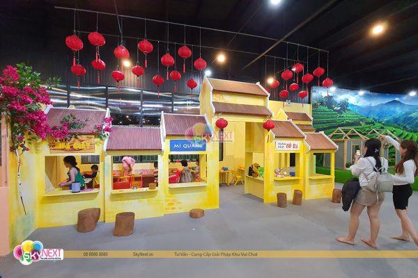 Hội An Phố ở SkyKids Long Khánh